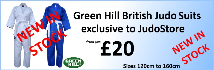 Green Hill BJA Suits